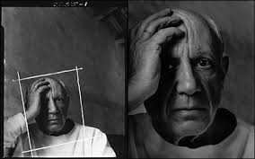 Irving Penn-Picasso